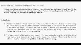 100% PROOF UK government is GUILTY of GENOCIDE under INTERNATIONAL LAW