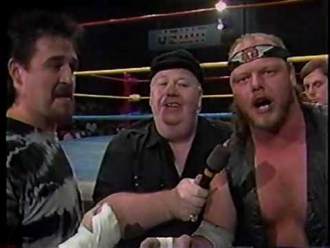USWA Championship Wrestling May 12, 1990-1 of 2