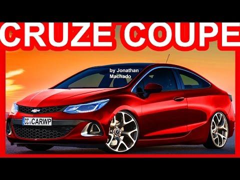 PHOTOSHOP 2018 Chevrolet Cruze Coupe #Cruze