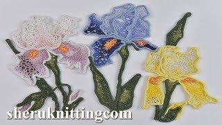 Irish lace - WikiVisually