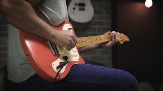 Macmull Stinger - Shuffle Rock Demo by David Levi
