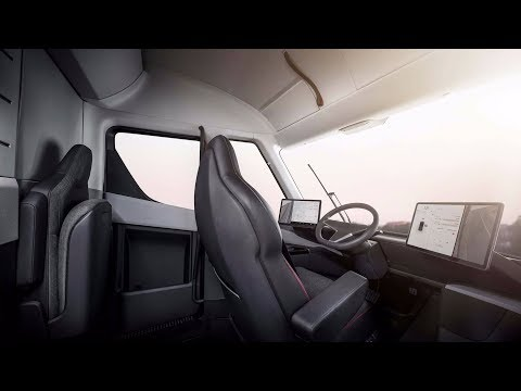 NEW Tesla Semi 2020 The Quickest Semi Truck AND Superfast Electric Car 2020,