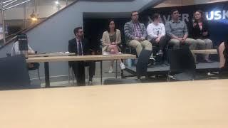 Abortion Panel at Xavier University Sex Week #1