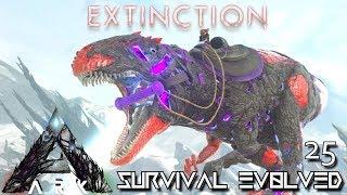 ARK: EXTINCTION - CORRUPTED GIGA TAMING & BREEDING GIGANOTOSAURUS !!! | ARK SURVIVAL EVOLVED E25