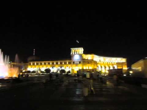 Ереван. Центральная площадь