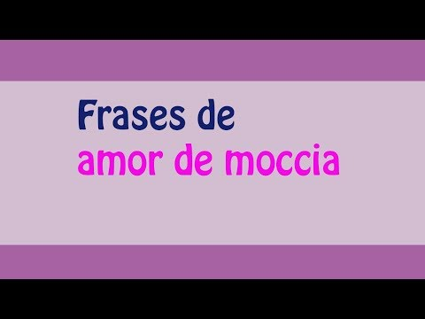 Las Mejores Frases De Amor De Moccia Frases De Federico Moccia