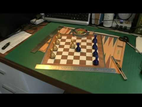 Chess Draughts and Backgammon boards 01
