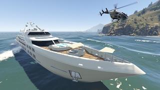 GTA Online All Yacht Paintjobs/Colour Schemes
