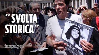 """Il Vaticano apre un'inchiesta interna sul caso di Emanuela Orlandi, il fratello: """"Svolta storica"""""""