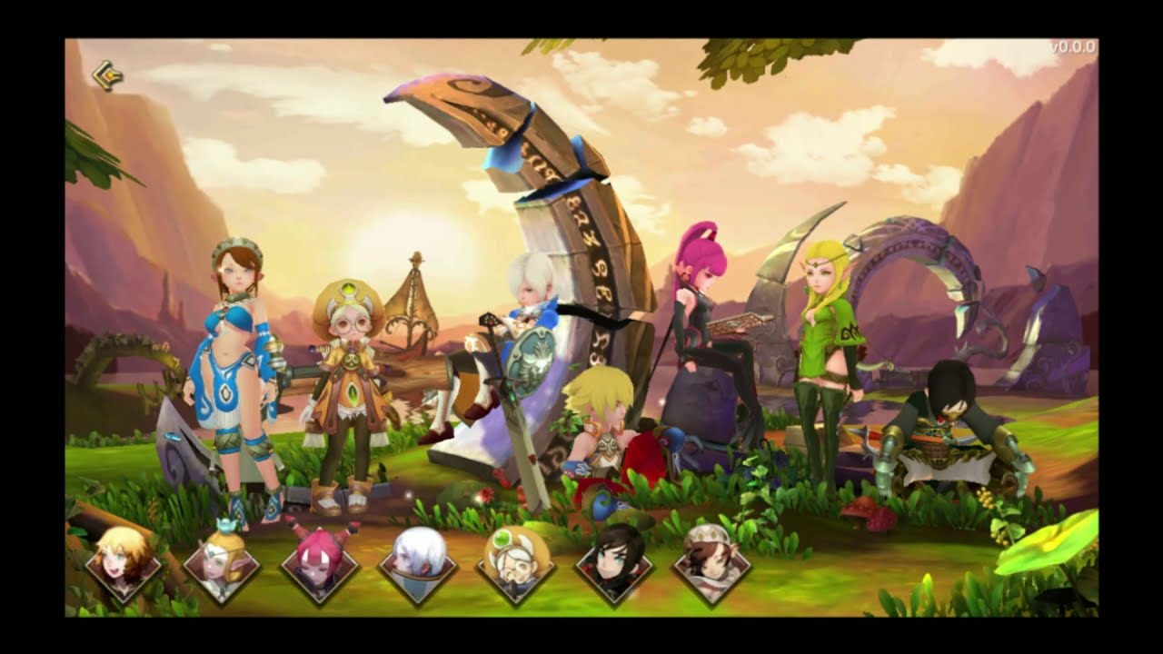 NEW 2019 FREE DIAMOND - DRAGON NEST MOBILE PRIVATE SERVER