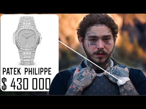 1.5MIlion Dollar Outfit Post Malone In Saint-Tropez / WOW  (RAPPERS OUTFITS)