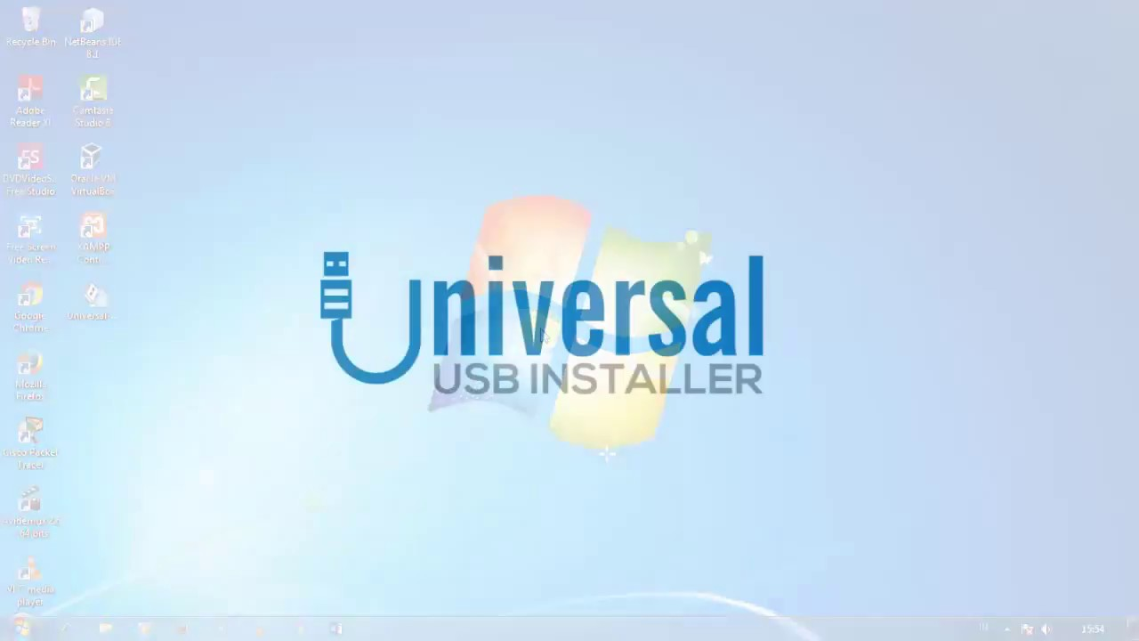 Universal USB Installer © Install Linux, Ubuntu, and Windows from a USB