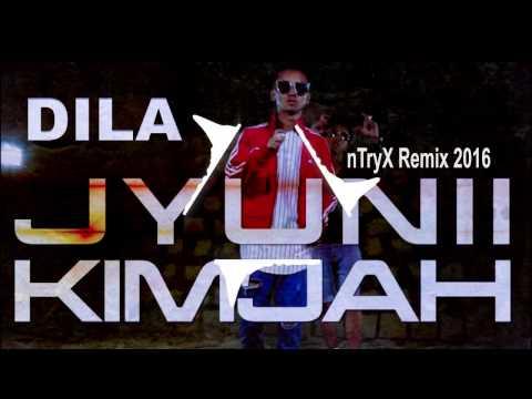 JYUNII Feat  KIM JAH   DILA nTryX Remix 2016