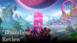 Boundless Review [PS4 & PC]