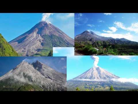 7 Gunung Tertinggi Di Jawa Tengah Terbaru