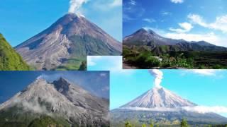 7 Gunung Tertinggi Di Jawa Tengah Terbaru - Stafaband
