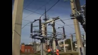 Возникновение электрической дуги при оперировании коммутационными аппаратами