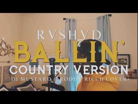 Roddy Ricch - Ballin' (Country Version)