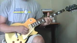 Freddy King Guitar Lesson   San Ho Zay Part 1