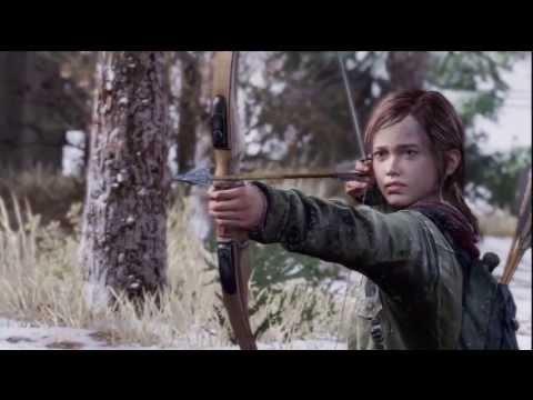 Ellie Meets David Cutscene The Last Of Us