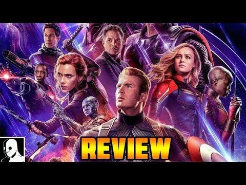 Avengers Endgame Review Deutsch SPOILER FREI ! DerSorbus