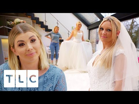 Olivia Bowen Helps Bride Find A Fairytale Princess Dress | Second Chance Dresses