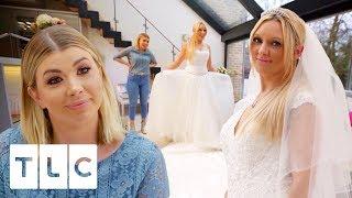 Olivia Bowen (Buckland) Helps Bride Find A Fairytale Princess Dress | Second Chance Dresses