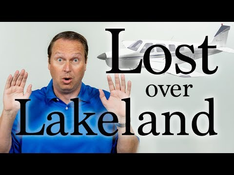 Lost over Lakeland