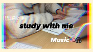 Download 〚勉強耐久〛study with me╱Music🇺🇸🎧
