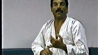 Gracie Jiu Jitsu Basics w/ Rorion Gracie Pt. 1 (Takedowns)