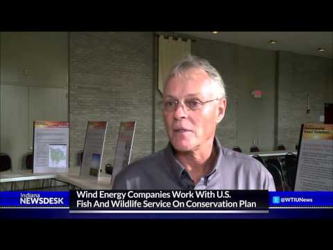 Wind Energy Companies Work With USFWS On Conservation Plan