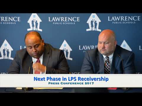 Press Conference -  Next Phase in LPS Receivership