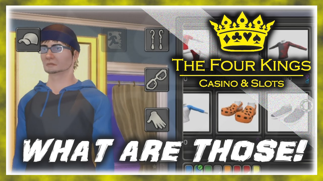 Play The Four Kings Casino and Slots