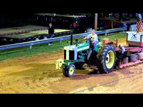 """""""Spare Parts"""" 8500# Meigs Fair Antique Full Pull"""