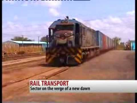 RAILWAY TRANSPORT UGANDA