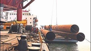 শুরু হয়েছে পদ্মা সেতুর শেষ পাইল ড্রাইভিংয়ের কাজ | Padma Bridge Update | Somoy TV