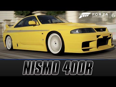 Forza Motorsport 6: Nissan Skyline GT-R R33 | NISMO 400R Build [60 FPS]