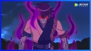 Аниме Князь Иллюзорного Мира 1 серия