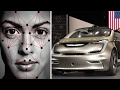 Facial scanning: New Fiat Chrysler car concept can recognize who?s behind the wheel - TomoNews