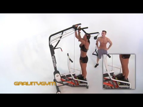 The Best Home Gym Ever! The Yowza Fitness One Of A Kind Gravity Gym For Your Home Or Clubhouse