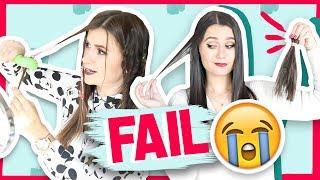 Ako fungujú DETSKÉ SADY NA VLASY? FAIL | Lucy