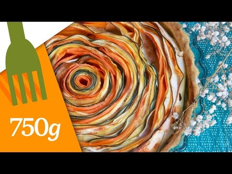 recette-de-tarte-fleur-courgette-carotte---750g