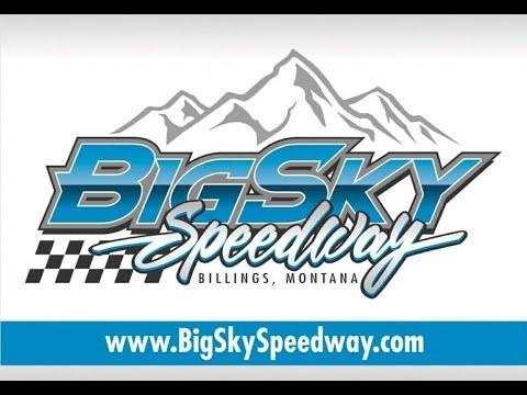 Dan Wheeler BMOD Big Sky Speedway Billings MT 06-28-19 WildWest Midwest  Mod Tours