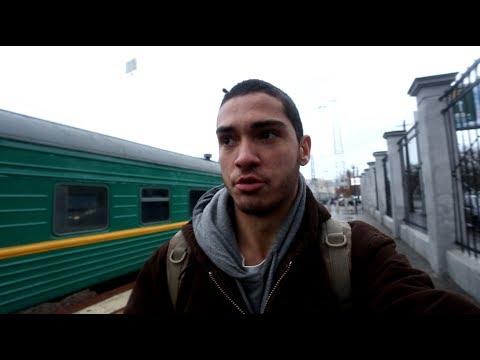 TRAIN FROM UKRAINE TO MOLDOVA | (Odessa to Chisinau)