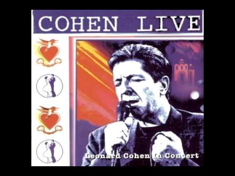 Leonard Cohen - Hallelujah (Alternate and best version/live performance ever)