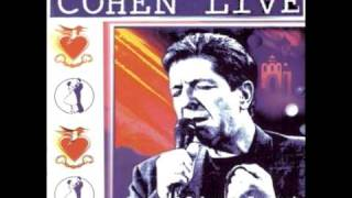 Leonard Cohen - Hallelujah (Alternate and best version/live performance ever)