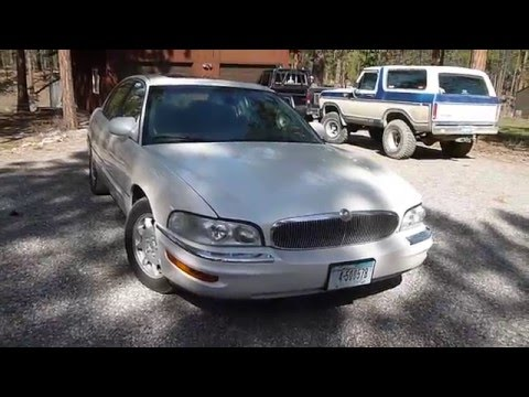 2002 buick park avenue ultra review youtube. Black Bedroom Furniture Sets. Home Design Ideas