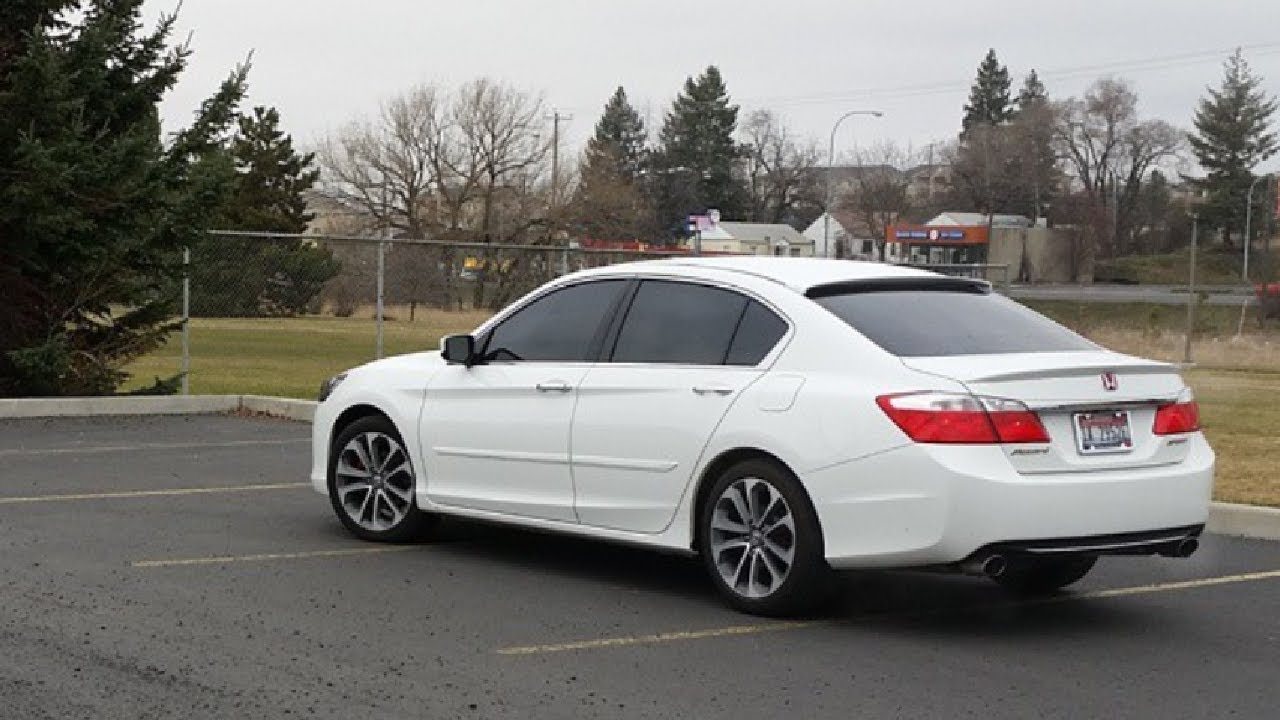 2014 honda accord mods  PSR 2015 Honda Accord - Modifications (March 2015) - YouTube