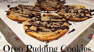 Oreo Pudding Cookies {easy Recipe}