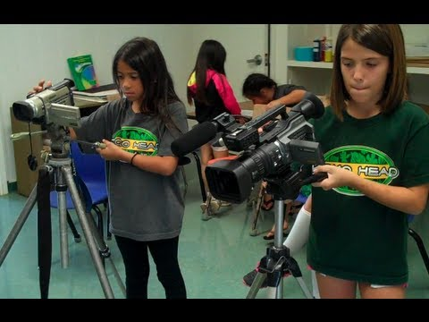 Keiki Voices - Video Production Skills for Youth
